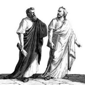 zwei philosophen 289x300 1 - Philosophie